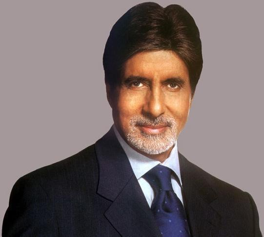 Indian acting legend Bachchan celebrates turning 70