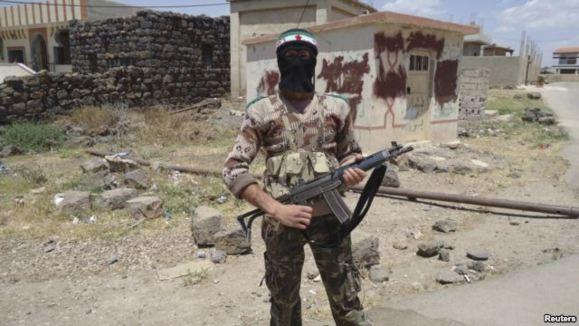 Syria army takes pounding as Turkey tensions rise