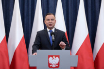 Poland's Duda narrowly secures second presidential term