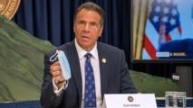 Cuomo slams Trump over coronavirus response