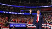 Pandemic? What pandemic? Trump reelection ads ignore coronavirus
