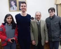 US Sanctions Assad's Son, Syrian Army Unit