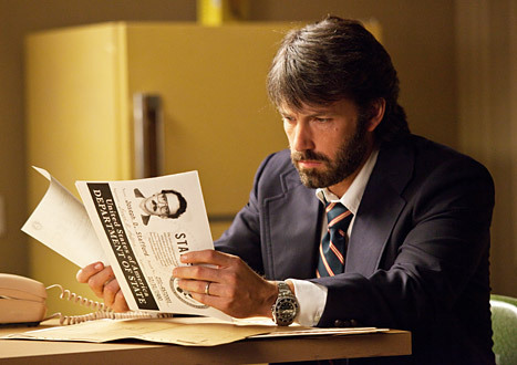 Affleck's 'Argo' tops North American box office