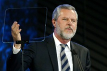 Falwell Jr steps down as university president after social media post