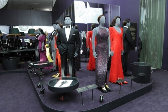 Bond exhibit opens in Canada as 'Skyfall' set to open