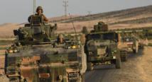 Syria remains Turkey's priority despite Libya, E. Mediterranean tensions