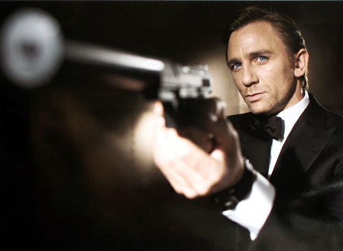 James Bond villains are the heroes of new exhibit