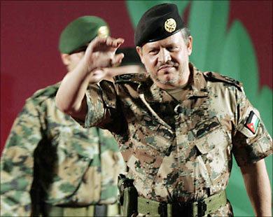Jordan in crisis but regime not collapsing: analysts