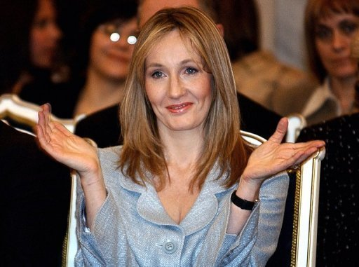 JK Rowling's novel for adults to be adapted for TV
