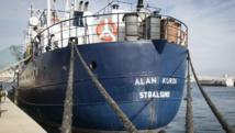 German ship Alan Kurdi rescues 133 migrants at sea