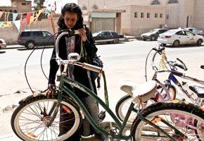Dubai festival awards Saudi feminist film 'Wadjda'
