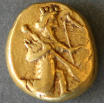 Iraq unearths ancient gold coins