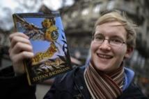 Teen author Stefan Bachmann reaps full-grown success