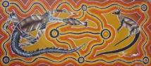 Aboriginal art exhibition scores major hit in Paris