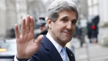 Kerry on Gulf tour pledges backing for Syria rebels