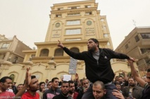 More than 120 hurt as Egypt activists, Islamists clash