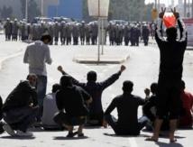 Bahrain unrest timeline