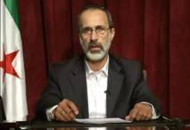 Syria opposition chief quits over world 'inaction'