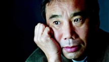 Author Murakami sends message to Boston