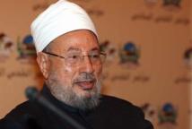 Influential Muslim cleric Qaradawi visits Gaza