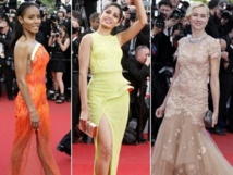Stars come out on eve of Cannes opening