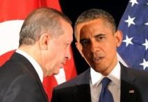 Obama and Erdogan demand Assad step down