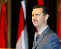 Major powers urge Assad to commit to peace