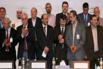 Syria opposition expands, closes meeting