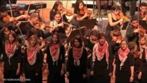 'Symphony for Palestine' gets first West Bank airing