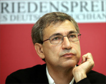 Turkish Nobel-winning writer Pamuk slams 'repression'