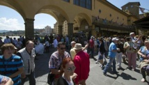 Florence sees tourist influx as Dan Brown unveils 'Inferno'