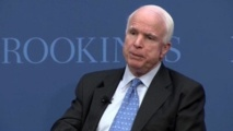 Arm Syrian rebels or risk rise of extremism: McCain