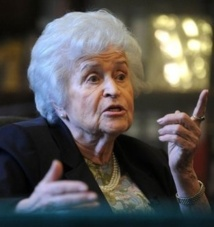 Grande dame of Russian museums still fighting at 91