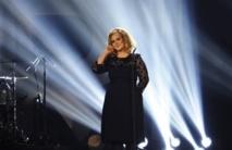 Adele, 'Blackadder' stars honoured by the queen