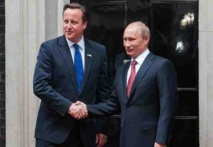 G8 can bridge Syria differences: Cameron