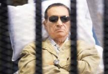 Egypt court ends Mubarak detention in fraud case
