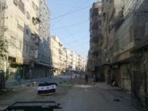 Syria regime in push to crush rebels near Damascus: NGO
