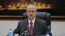 Palestinian PM withdraws resignation after Abbas talks