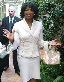Winfrey heads Forbes celeb 'power' list