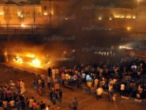 US says American killed in Egypt protests