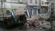 Ferocious assault on Syria's Homs kills civilians