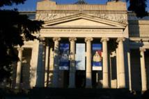 Veteran curator of Russia's Pushkin Museum quits at 91