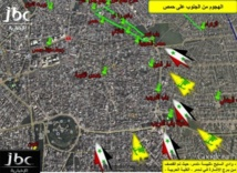 Syria rebels hold out in Homs, deadly blast in Hama