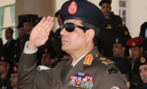 Egypt's Morsi, aides detained in military facility: senior official