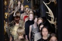 Paris couture shows wrap up