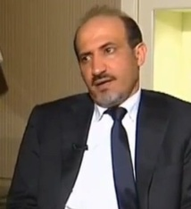Syria's main opposition picks Ahmad Assi Jarba as new leader