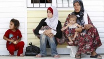 Syrian refugee camp becoming 'home from home'