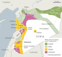 Syrian Sunnis fear Assad regime wants to 'ethnically cleanse' Alawite heartland