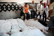 At least 65 dead at pro-Morsi Cairo rallies