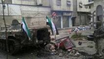 Syrians, Hezbollah set to retake key Homs rebel area